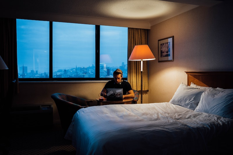 History of Hotel Bibles