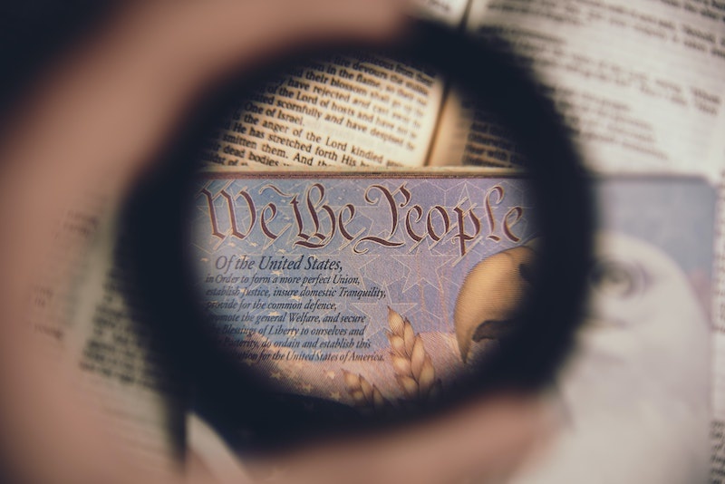 Constitution Benefits for Christians